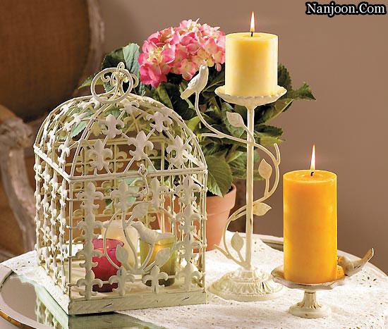 عکس های از شمع های زیبا برای زیبای و عشق ! Nanjoon.Com