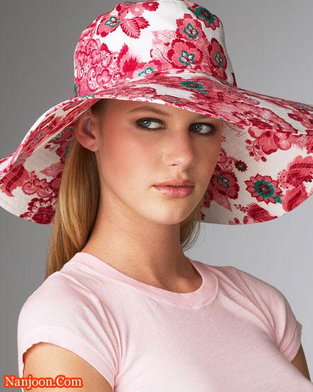 مدل های جدید کلاه دخترانه Nanjoon.Com