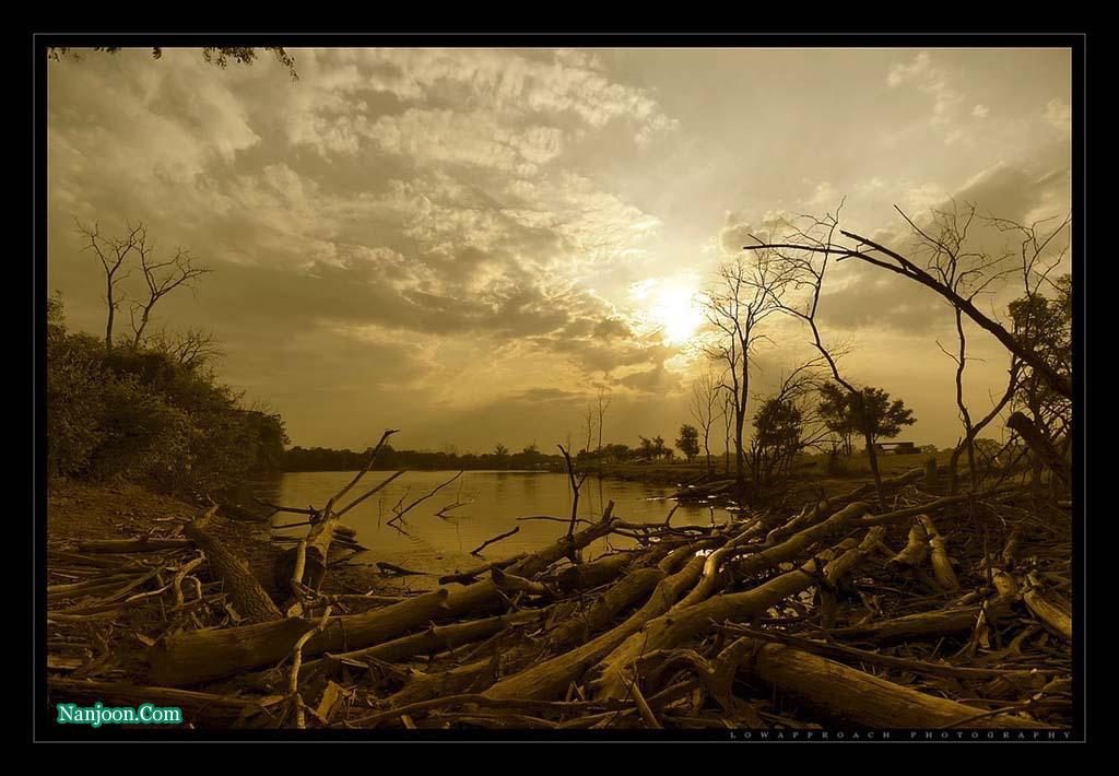 عکسهای بسیار زیبا از خورشید Nanjoon.Com